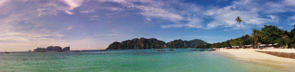 Long Beach Ko Phi Phi Thailand