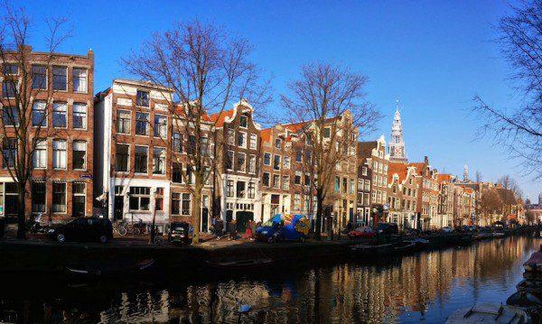 Amsterdam old center