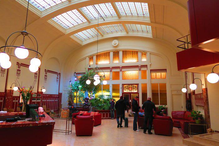 Rho hotel amsterdam x days in y for Rho hotel amsterdam