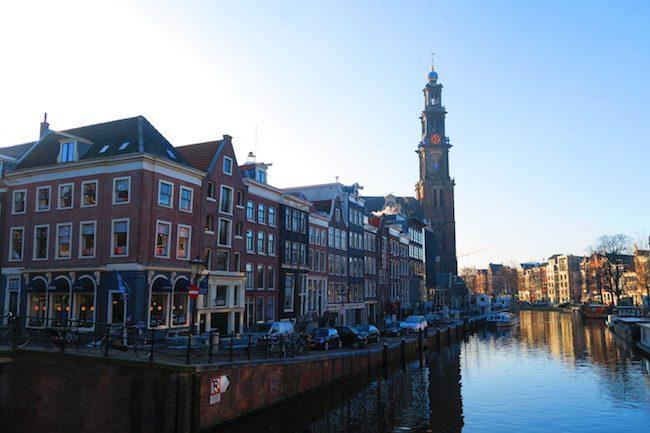 The Westerkerk Amsterdam
