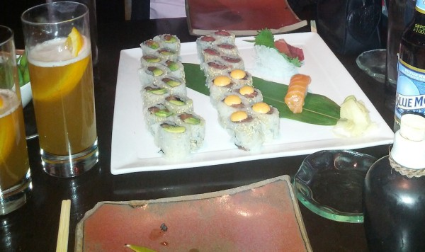 Sushi Samba Las Vegas