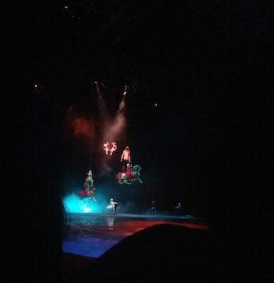 Cirque du Soleil 'O' Las Vegas