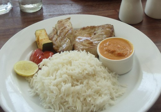 Stone Town Cafe Zanzibar travel