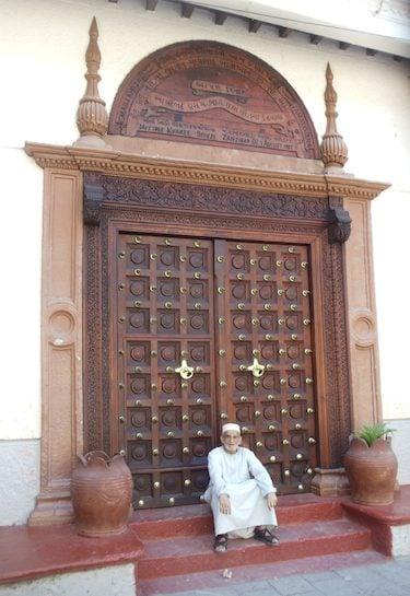 Aga Khan Mosque Stone Town Zanzibar
