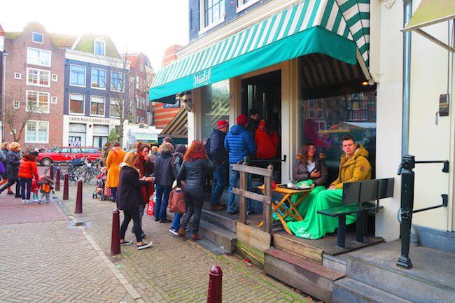 Winkel 43 Amsterdam Exterior
