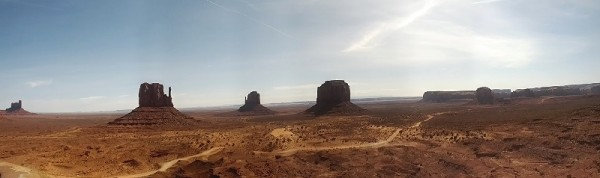 Monument Valley Southwest USA Travel